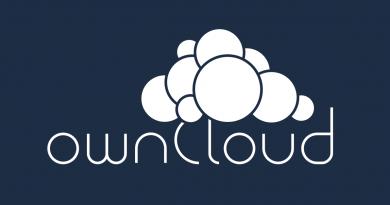 Un Cloud personnel auto-hebergé : Owncloud